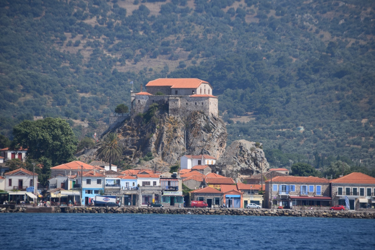 Lesvos – Home to Women Who Wear ComfortableShoes