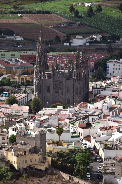 Las Palmas to aT