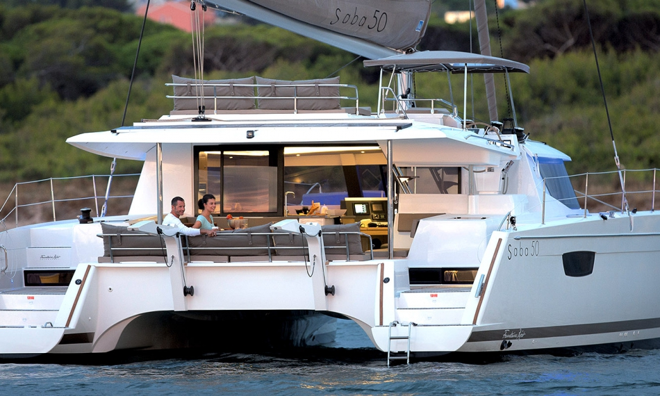 Planning for our NewCatamaran